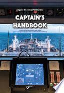 Captain's Handbook. Guida alla preparazione degli esami per il conseguimento dei titoli professionali marittimi