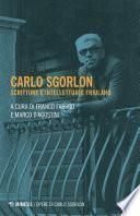Carlo Sgorlon, scrittore e intellettuale friulano