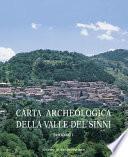 Carta archeologica della Valle del Sinni