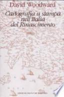 Cartografia a stampa nell'Italia del Rinascimento