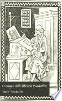 Catalogo della libreria Pandolfini