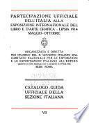 Catalogo guida ufficiale della Sezione italiana