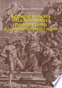 Cerimonie di laurea nella Roma barocca
