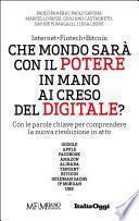 Che mondo sarà con il potere in mano ai Creso del digitale?