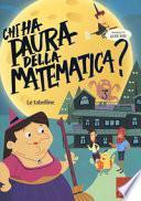 Chi ha paura della matematica? Con adesivi. Ediz. a colori