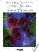 Chimica analitica e analisi quantitativa