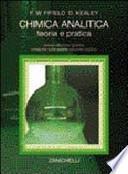 Chimica analitica. Principi e pratica