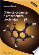 Chimica organica e propedeutica biochimica