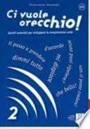 CI VUOLE ORECCHIO 2 ALUM+CD(9788861821040)