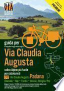 ciclabile VIA CLAUDIA AUGUSTA 2/2 Padana PREMIUM