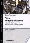 Città in trasformazione