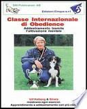 Classe internazionale di Obedience. DVD