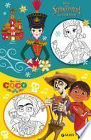 Coco e Lo schiaccianoci e i Quattro Regni. Maxi supercolor. Ediz. a colori