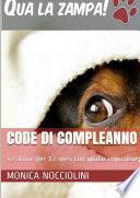 Code di compleanno - 12 storie per 12 mesi su qualazampa.news