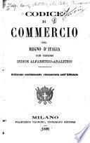 Codice di commercio del Regno d'Italia
