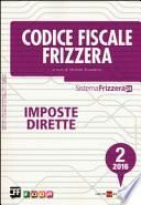 Codice fiscale Frizzera 2016