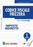 Codice Fiscale Frizzera - Imposte Indirette 1/2014