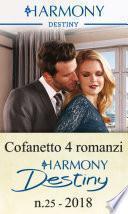 Cofanetto 4 Harmony Destiny n.25/2018