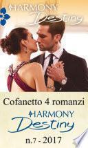 Cofanetto 4 Harmony Destiny n.7/2017