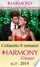 Cofanetto 8 Harmony Collezione