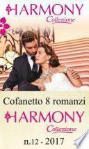 Cofanetto 8 Harmony Collezione n.12/2017