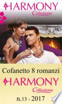 Cofanetto 8 Harmony Collezione n.13/2017