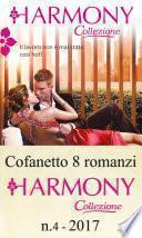Cofanetto 8 Harmony Collezione n.4/2017