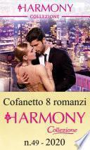 Cofanetto 8 Harmony Collezione n.49/2020