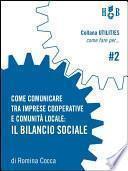Come comunicare tra imprese cooperative e comunità locale