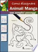 Come disegnare animali manga con semplici passaggi