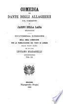 Comedia di Dante degli Allagherii