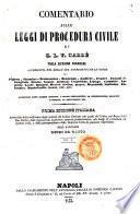 Comentario sulle leggi della procedura civile di C. L. T. Carré