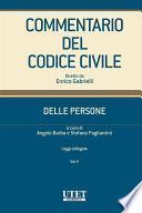 Commentario del Codice Civile Utet - Modulo Delle Persone -