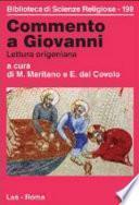 Commento a Giovanni