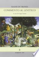 Commento al Levitico
