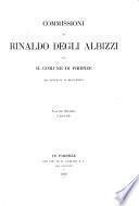 Commissioni di Rinaldo degli Albizzi per il comune di Firenze dal MCCCXCIX al MCCCCXXXIII.: 1424-1426