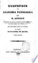 Compendio di anatomia patologica