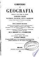 Compendio di geografia