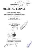 Compendio di Medicina Legale e Giurisprudenza medica