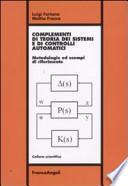 Complementi di teoria dei sistemi e di controlli automatici