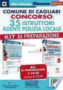 Comune di Cagliari. Concorso 35 istruttori agenti polizia locale. Kit di preparazione