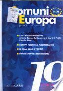 Comuni d'Europa