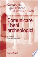 Comunicare i beni archeologici