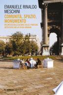 Comunità, spazio, monumento