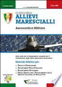 Concorso allievi marescialli. Aeronautica militare