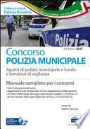 Concorso polizia municipale. Teorie e test