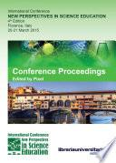 Conference Proceedings. New Perspectives in Science Education