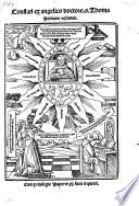 Conflati ex angelico doctore s. Thoma primum volumen