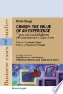 Consip: The value of an experience. Theory and practice between e-Procurement and e- Government