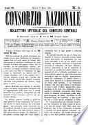 Consorzio nazionale bollettino ufficiale del comitato centrale
